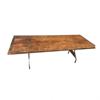 Rustic / Vintage Table Flatfold